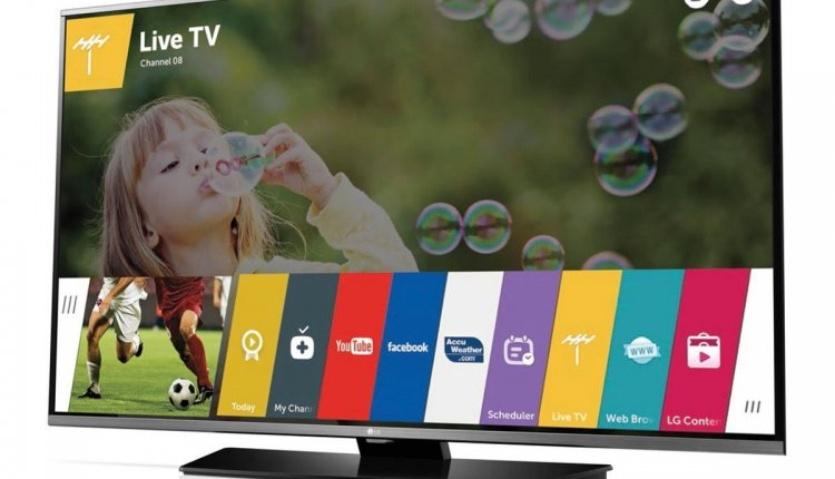 Lg Smart Tv Tamiri